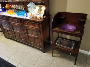 Antique Wash Stand for Sale in Houston, TX
