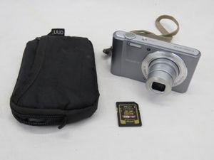 Sony CyberShot DSC-W810 Digital Camera 20.1 MP 6X Optical Zoom w/4 GB SD Card for Sale in Wall Township, NJ