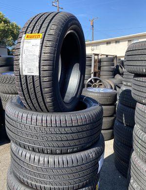 """17"""" Pirelli Scorpion PZERO A/S Plus Tires - Brand New - In Stock Now! Size 215/55R17 ....$89 EA for Sale in La Habra, CA"""