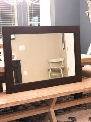 "Beautiful earthtone mirror 30"" x 42"" -Cash Only -Can Deliver For Extra Travel Fee -Please Ask Any Questions Always Willing To Answer -Due To Many for Sale in Phoenix, AZ"