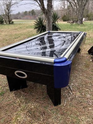 ZEBRA AIR HOCKEY TABLE for Sale in Chapel Hill, NC