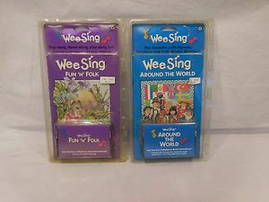 Wee Sing cassette for Sale in Rancho Cucamonga, CA