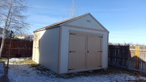 12 ft x 16 ft shed storage for Sale in Salt Lake City, UT
