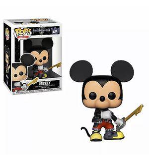 Funko Pop Disney: Kingdom Hearts 3 - Mickey #489 for Sale in Westbury, NY