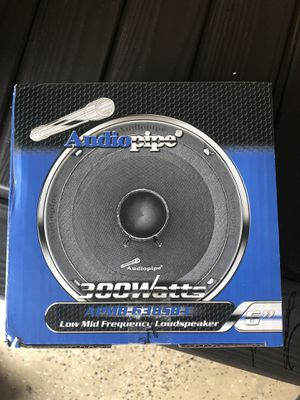 "Speakers Audio Pipe 6"" for Sale in Poinciana, FL"