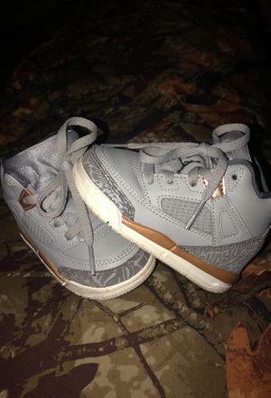 Jordan Spizike Girl Toddler Shoes for Sale in Sanger, CA