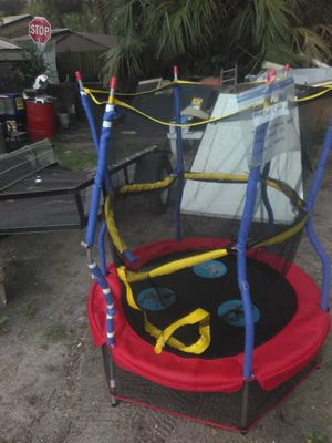 Trampoline only net is no good for Sale in Tampa, FL
