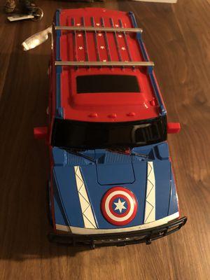 Captain America transform car for Sale in Mill Creek, WA