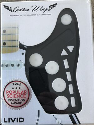 LIVID Guitar Wing Midi Controller - Never Used for Sale in Miami, FL