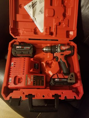 Milwaukee cordless drill for Sale in Port Arthur, TX