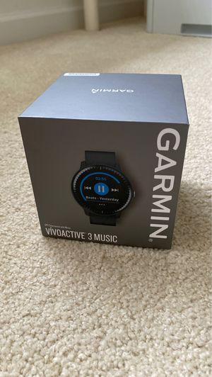 Garmin Vivoactive 3 Music for Sale in Redmond, WA