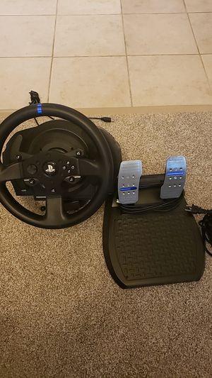 PS3/PC Force Feedback Wheel for Sale in Alexandria, VA