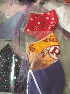 Fabric Masks With Filters for Sale in Alexandria, VA