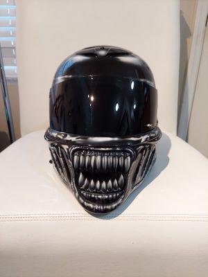 Helmet allien custom made for Sale in Rancho Cucamonga, CA