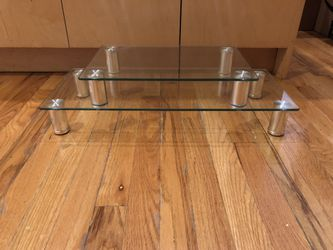 Laptop Desk Stand Glass! for Sale in Brooklyn,  NY