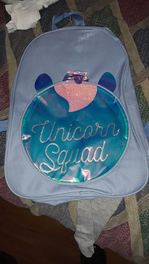 Unicorn backpack for Sale in Fort Worth, TX