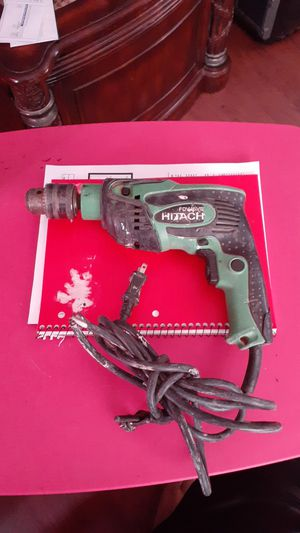 Hitachi FDV 16 B2. Hammer Drill. Used for Sale in Apache Junction, AZ
