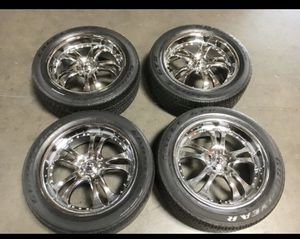"20"" American Racing Wheels (5x114) Jeep Cherokee,Ford Ranger,Ford Explorer for Sale in Chula Vista, CA"