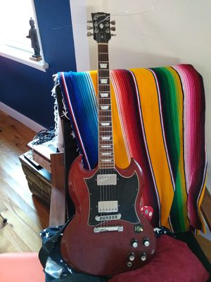 Gibson SG Standard with case - cherry red 2003 for Sale in San Diego, CA