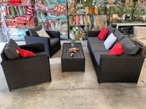 Outdoor patio furniture Bali for Sale in Fort Lauderdale, FL