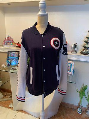 The Avengers Captain America woman's jacket Disney for Sale in Las Vegas, NV