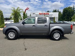 2018 Nissan Frontier for Sale in Puyallup, WA
