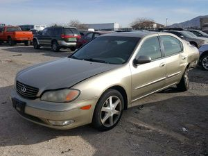 2003 Infiniti i35 for Parts 046478 for Sale in Las Vegas, NV