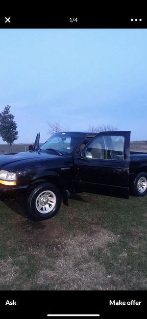 1999 Ford Ranger for Sale in Dallas, TX