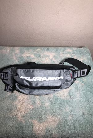 BLACK PYRAMID CROSS/WAIST BAG for Sale in College Park, GA