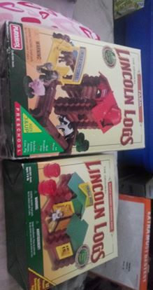 Lincoln logs for Sale in Lancaster, OH