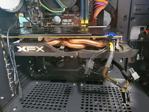 Xfx rx 470 black edition for Sale in Wilkes-Barre, PA