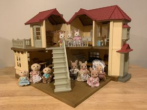Calico Critters With House for Sale in El Cajon, CA