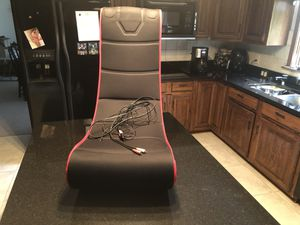 Gaming chair never used for Sale in Akron, OH