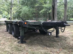 Military heavy duty trailer for Sale in Arlington, VA