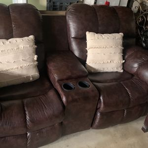 Recliner Sofa All 3 Pieces for Sale in Diamond Bar, CA