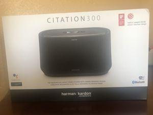 Harman Kardon Citation 300 *BRAND NEW* for Sale in Arlington, TX