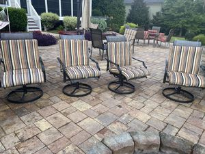 Rocking chairs with cushions for Sale in Cary, NC