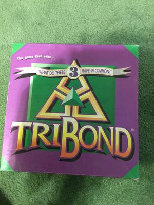 Family Game Night Tribond Game for Sale in Waynesburg, PA