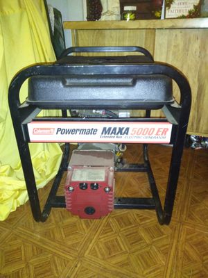 Coleman generator for Sale in Fort Worth, TX