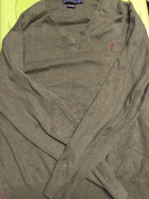 Polo Ralph Lauren pullover lightweight sweater. Men's XXL for Sale in Elk Grove, CA