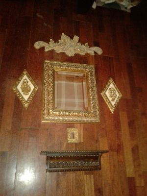 Mirror and Wall deco- for Sale in Lake Worth, FL