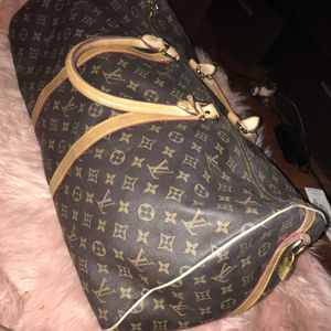 LOUIS VUITTON keepall 55 monogram canvas duffel bag for Sale in Citrus Heights, CA
