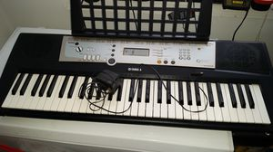 Yamaha PSR-E203-61 Key Portable Keyboard for Sale in Lakeland, FL