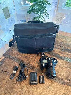 Nikon D50 Digital Camera with Nikon AF Nikkor 28-80mm 1.3-5.6 G Working Excellent for Sale in Seattle, WA