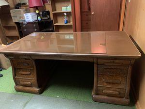 "6'x38""x3' Desk for Sale in Denver, CO"