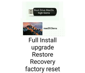 USB MacOs high Sierra for Sale in Freehold, NJ