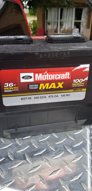 Car battery for Sale in Orlando, FL