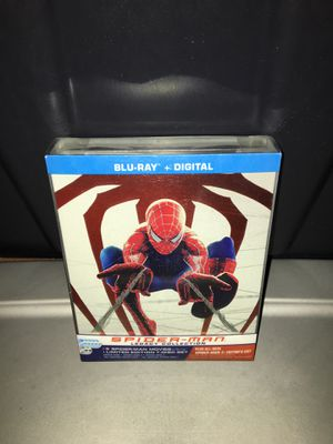Spider-Man LEGACY Collection - BLU-RAYS for Sale in Cerritos, CA