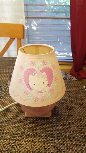Hello Kitty lamp for Sale in Chandler, AZ