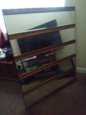 Oak Mirror for Sale in Chico, CA